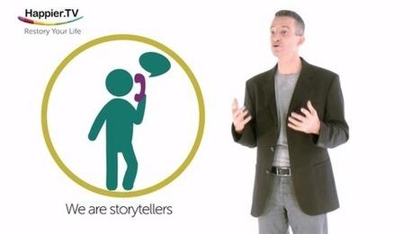 The Power of Positive Storytelling - Happier TV | Psicología Positiva, Felicidad y Bienestar. Positive Psychology,Happiness & Wellbeing | Scoop.it