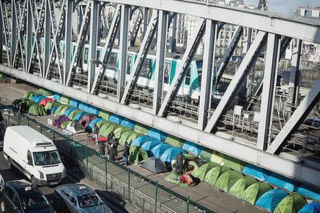 La ville de Paris devrait penser des QUARTIERS d'accueil plutôt que des camps | actions de concertation citoyenne | Scoop.it
