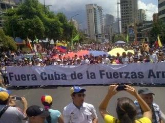 Venezuela Cubanos dirigen a los paramilitares chavistas, dicen | Venezuela Abierta | Scoop.it