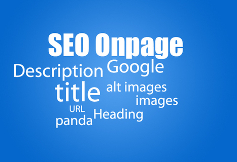 Getting On-Page SEO Right in 2014 | how to start money with a blog | Scoop.it