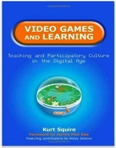 8 Must Read Books on Game-based Learning ~ Educational Technology and Mobile Learning | Purposeful Pedagogy | Scoop.it