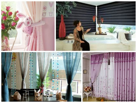 Ideal Concepts regarding Blinds, Curtains and Interior Desig   Zeus Windows   Scoop.it