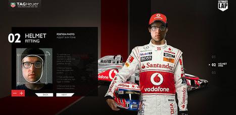 Comment l'horloger TAG Heuer va-t-il faire de vous le prochain Lewis Hamilton ? | FutureMedia | Scoop.it