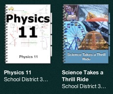 Physics 11 iBook available in iTunes | CEET Meet (Jan.2013): Instructional Design & Improving Online Learning ~ David LeBanc | Scoop.it