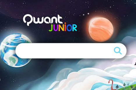 Qwant Junior, le moteur de recherche français sécurisé choisi par l'Education nationale | France | Europe | KILUVU | Scoop.it