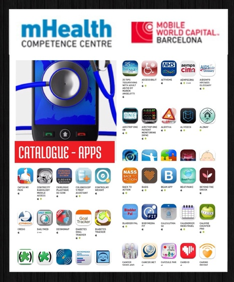 mHealth: Catalogue -APPS | mHealth: Patient Centered Care-Clinical Tools-Targeting Chronic Diseases | Scoop.it
