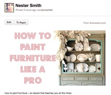 Pinterest and Blogging :: The Good, The Bad and The Huh? | Pinterest | Scoop.it