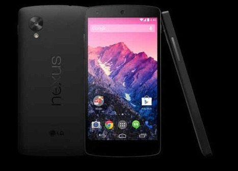 Android 4.4 KitKat z nowego LG Nexus 5 trafił na smartfon Sony ... - PC World | System Android | Scoop.it