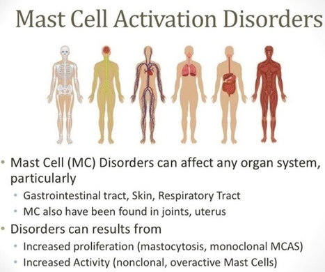 How Mast Cell Activation Disorder and Histamine Intolerance May Be Affecting Your Recovery From Lyme Disease | Systemic Mastocytosis, Tinnitus etc | Scoop.it