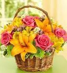 Birthday Flowers basket delivery in Canada | Gorgeous Flowers Bouquets and more | Scoop.it