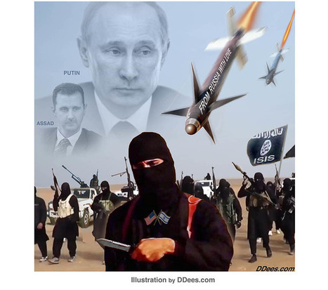 CNA: RECOMENDADO - La Compleja Relación entre Putin e Israel y la Trampa de las Privatizaciones | La R-Evolución de ARMAK | Scoop.it