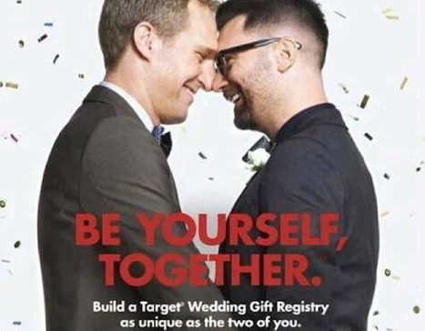 Target launches same-sex wedding registry ad | LGBT Times | Scoop.it
