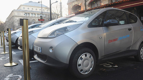Car-Sharing Services Take Paris by Storm - Businessweek | Everything about cars | Scoop.it