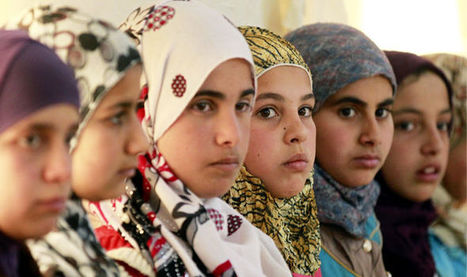 Child refugee brides as young as 12 ordered to STAY with men they were forced to marry   Children First   Scoop.it