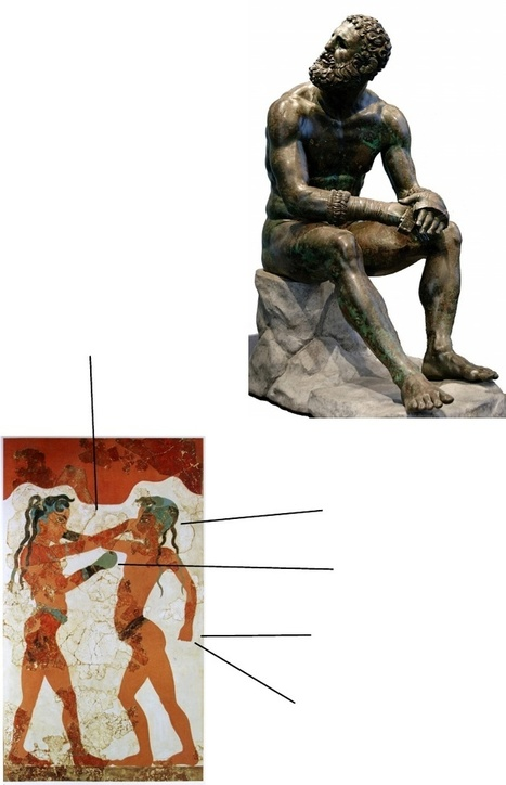 Ancient Greek Picture Dictionary | Mundo Clásico | Scoop.it