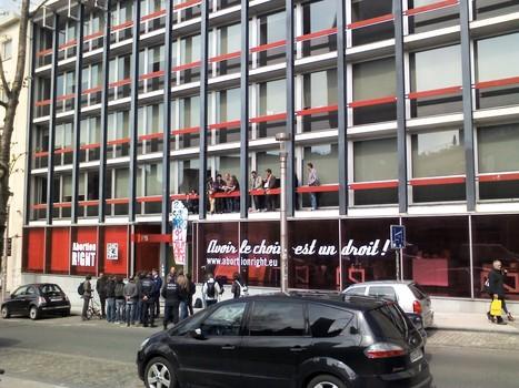 Bruxelles : Arrestations suite à l'occupation du PS | Occupy Belgium | Scoop.it