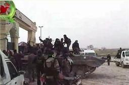 Syria rebels 'capture most of police academy' | Coveting Freedom | Scoop.it