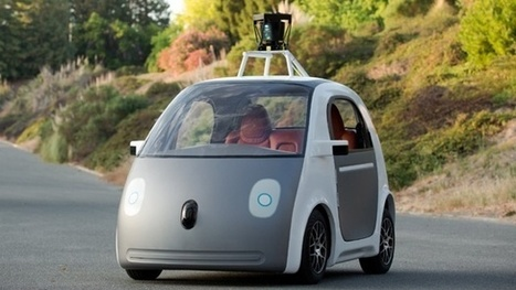 Google's latest driverless car is adorable - KOAT Albuquerque   Peer2Politics   Scoop.it