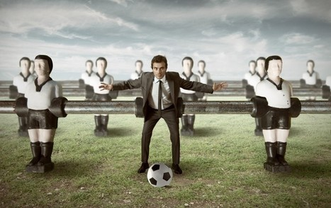 Kickoff Meetings - Be a Leader, Not a Holder | Art of Hosting | Scoop.it