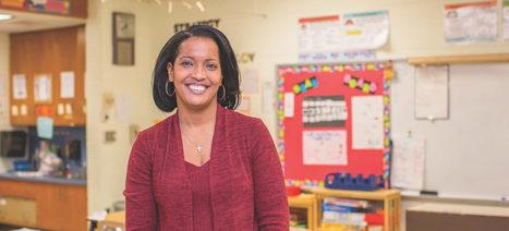 Meet Jahana Hayes, 2016 National Teacher of the Year   digital divide information   Scoop.it