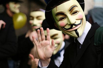 Les Anonymous divulguent les adresses mails des chanteurs d'Universal Music | Le bal des hackers | Scoop.it