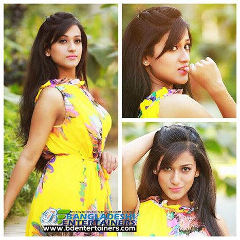 model and actress Nafisa Kamal Jhumur   BANGLADESHI ENTERTAINERS   Scoop.it
