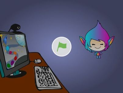 NetPublic » Des collégiens du Cher créent leur jeu vidéo sur l'Internet responsable avec Scratch | medianumériques | Scoop.it