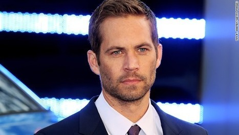 'Fast & Furious' star Paul Walker killed in car crash | EconMatters | Scoop.it