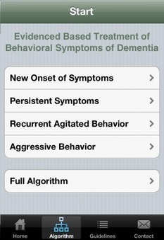 U of Illinois creates evidence based app that enables you to assess if your patient has dementia | Medical Apps | Scoop.it