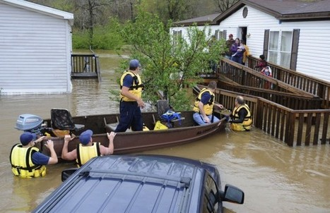 PHOTOS: Southeast Hit By Heavy Rains, Major Flooding | Sustain Our Earth | Scoop.it