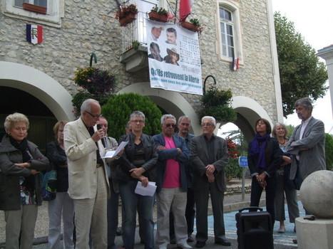 OGTV Otages, la longue marche de Paris… à Salindres | Droits de l'Homme et Compagnie | Scoop.it