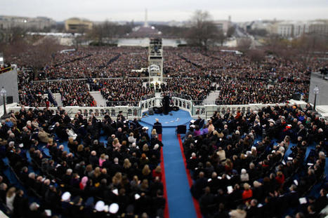 How many attended Obama's second inauguration? | Public Peaking Sites Used | Scoop.it