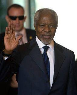 Annan: 'History will judge us harshly' - News24 | History 101 | Scoop.it