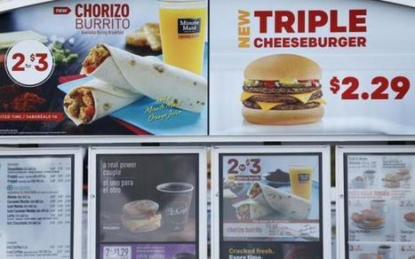 McDonald's Size Amplifies Any Menu Changes | Grab Bag! | Scoop.it