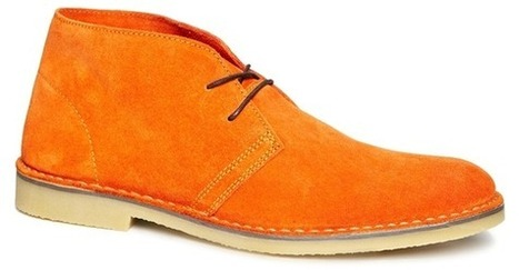 Selected Homme Leon Desert Boots - 25% off, on sale for 71.45, @Asos.com | Size 12 Mens Shoes on Sale | Scoop.it