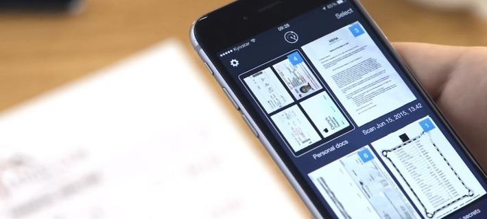 Scanner Pro, une applications de numérisation pour iPhone | TIC et TICE mais... en français | Scoop.it
