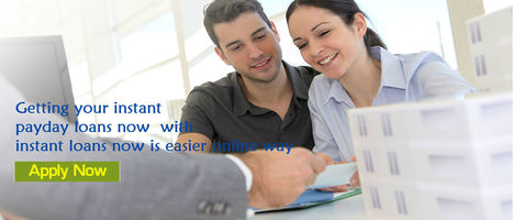 Instant Loans Now- Get Instant Payday Loans Now | Instant Loans Now | Scoop.it