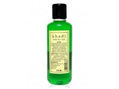Buy Khadi Herbal Neem Face Wash Online | Khadi Products | Scoop.it