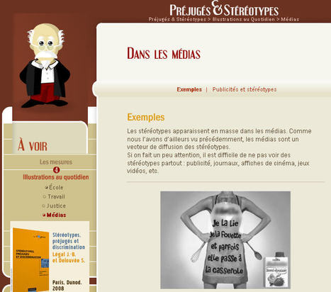 Préjugés et  Stéréotypes - Dossier et site pédagogique | Français 4H | Scoop.it