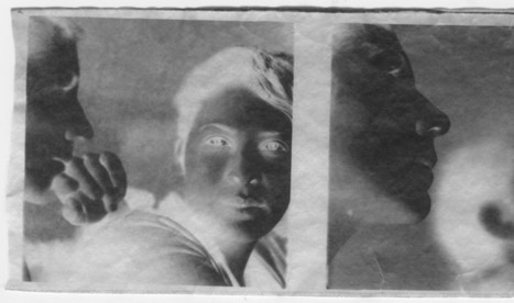 Lomig Perrotin - Washi: New Paper Negatives | LensCulture | Photography Now | Scoop.it