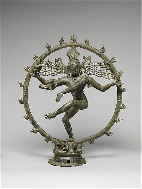 The Metropolitan Museum of Art - Shiva as Lord of Dance (Shiva Nataraja) | La India Exótica | Scoop.it