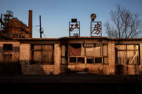 Haunting Photos From an Abandoned Steel Mill in China | Strange days indeed... | Scoop.it