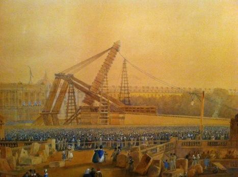 Pralineries: Le voyage de l'obélisque : Louxor / Paris (1829-1836) | Exposition Le Voyage de l'obélisque 12 février - 6 juillet 2014 | Scoop.it