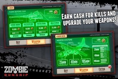 Zombie Gunship Zero - Applications Android sur GooglePlay | App Reviews | Scoop.it