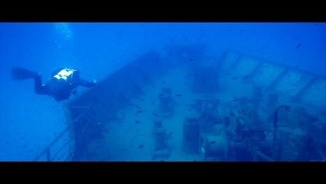 Vidéo Full HD | Malte - Plongée sur l'épave d'un pétrolier ! | Plongeurs.TV | Scoop.it