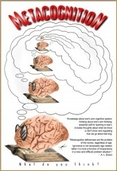 Lesson 1: What is metacognition? - KNILT   Foundations for Teacher Preparation   Scoop.it