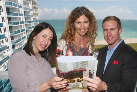 Miami real estate team targets Paris | Dorota Dyman & Associates Real Estate | Scoop.it