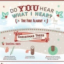 Do You Hear What I Hear? The Fire Alarm! | Visual.ly | Infographics Universe | Scoop.it