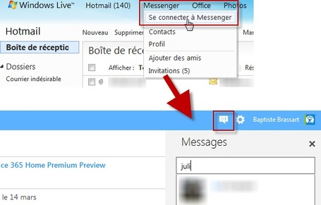 De Hotmail à Outlook.com: 10 questions réponses essentielles | formation 2.0 | Scoop.it