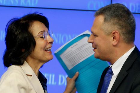La Commission européenne s'interroge sur la « croissance bleue » | Entreprises et développement durable | Scoop.it